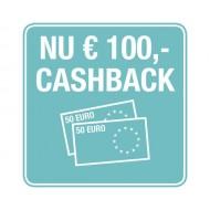 aankoop van een GARDENA robotmaaier ontvangt u €100 Cashback t/m 31-12-2020